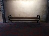 Chasing Lilac Blog Lone Bench